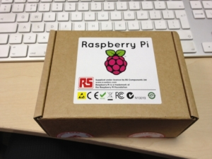 Raspberry Pi box