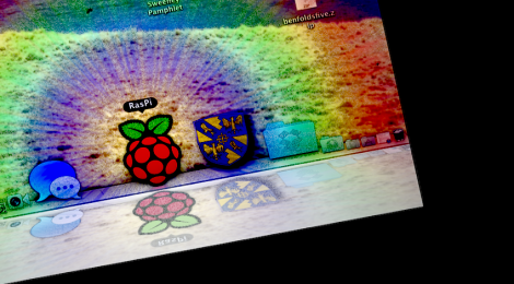 Raspberry Pi Mac OSX Desktop Icon
